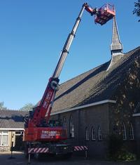 8 ton multi-crane