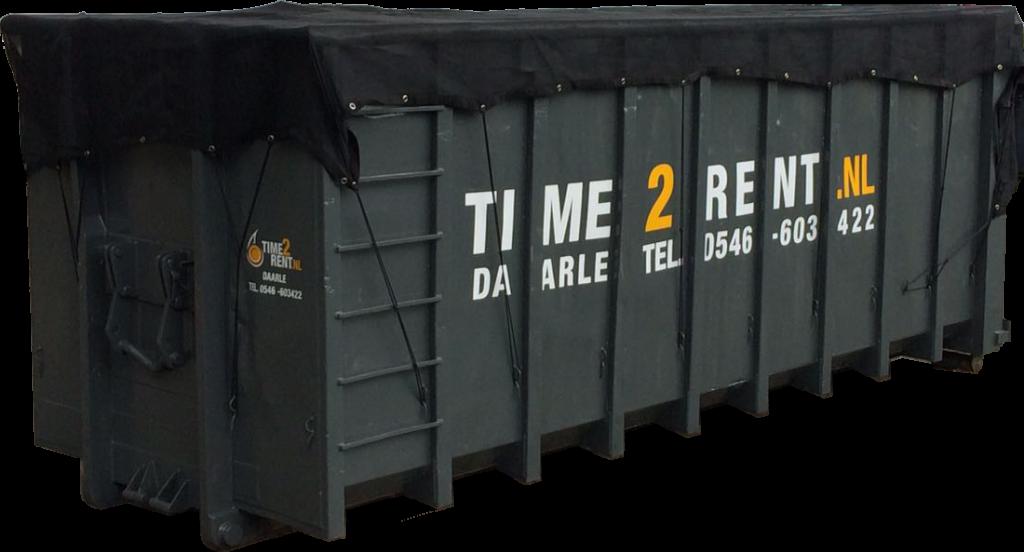 container huren voor opslag en vervoer