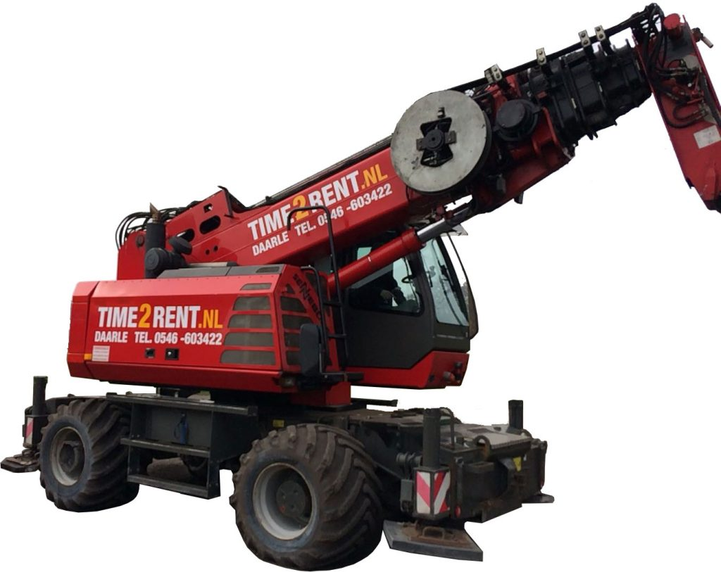 multi-crane verhuur inclusief machinist